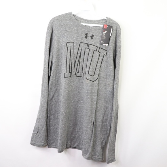 Under Armour Other - New Under Armour Mens Large Marquette T Shirt Gray
